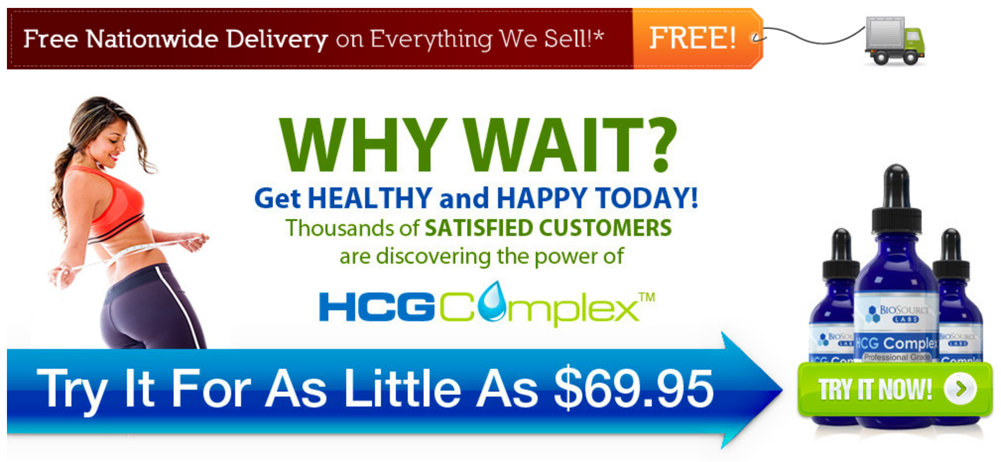 hcg complex reviews